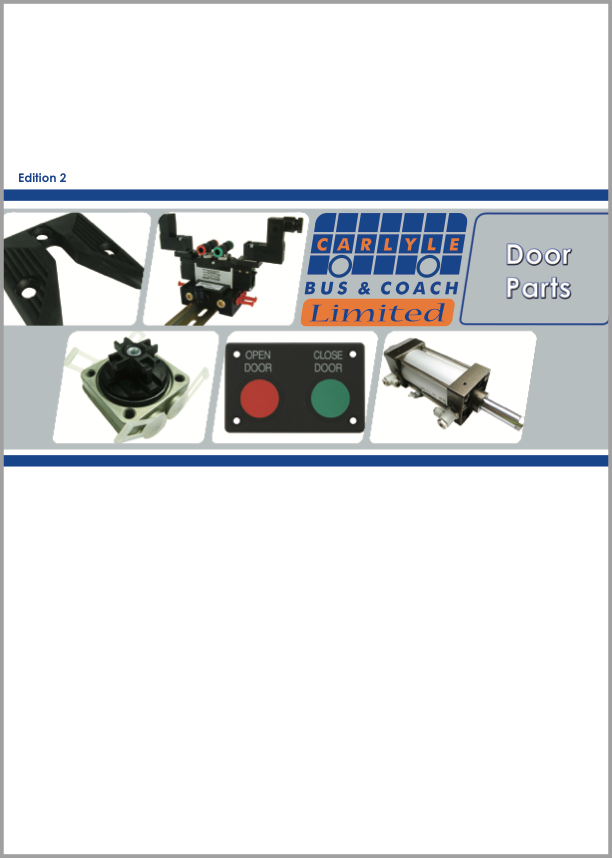 Door Parts Catalogue