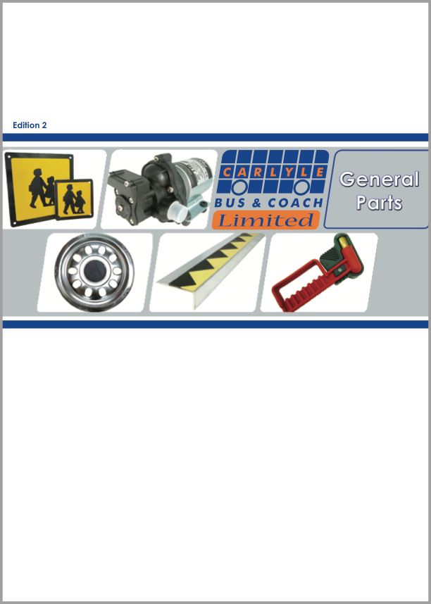 General Parts Catalogue