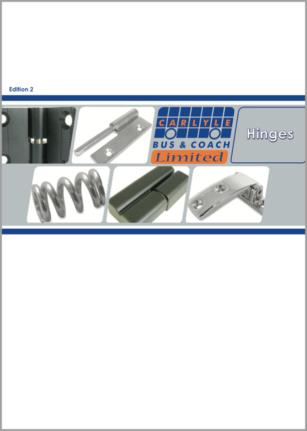 Hinges Catalogue